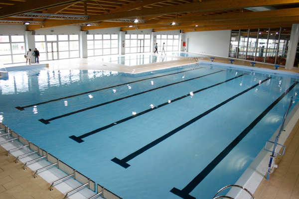 Come aprire una piscina for Piscine 25m