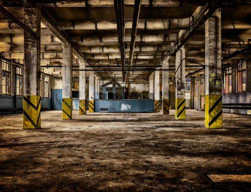 Come recuperare dei capannoni abbandonati
